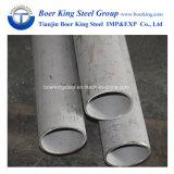 AISI 304L nahtloses auf lager GroßhandelsEdelstahl-Gefäß/Rohrleitung/Rohr
