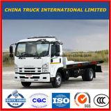 일본 Isuzu 600p 시리즈 8 톤 빛 덤프 트럭
