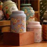Fête de mariage la maison de thé de stockage de l'enregistrement de la case Tin Tin de l'organiseur