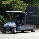 塀が付いている卸し売り実用的な電気ゴルフカート