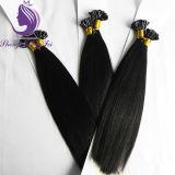 A queratina de alta qualidade U Dica Remy de cabelo humano Extensão (UT30)