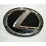 Lega su ordinazione di marchio dell'automobile dell'ABS per l'emblema dell'automobile di Lexus con l'epossiresina