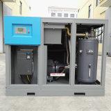 Compressor de ar livre do parafuso do petróleo verde do ar comprimido 100% para a indústria alimentar