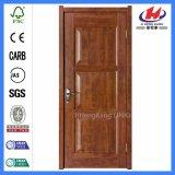 Portelli di legno interni del PVC della costruzione della stanza da bagno (JHK-P01)