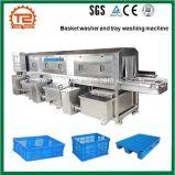 Arandela de la cesta del volumen de ventas y lavadora automáticas de la bandeja