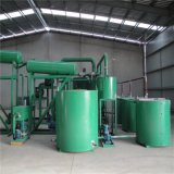 Motor de carros usados refinaria de destilação máquina de Óleo