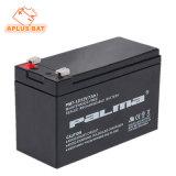 Batteries solaires World-Class de la qualité 12V 7ah pour des systèmes de sécurité