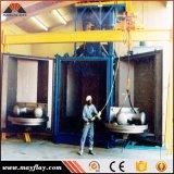 De Roterende Lijst Industriële Shotblaster, Model van Mayflay: Mdt1-P11-2