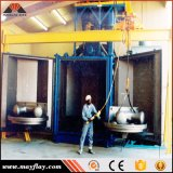 Table rotative Mayflay Shotblaster industriel, modèle : MDT1-P11-2