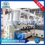 PE PP gas Suministro de Agua de la línea de producción de extrusión de tubos de plástico