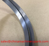 Paquete de 10 de metal/acero 18tpi / plancha de metal de Bi de corte de hoja de sierra de banda portátil