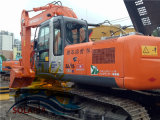 Máquina escavadora original usada da esteira rolante de Japão Hitachi Zx260 para a venda