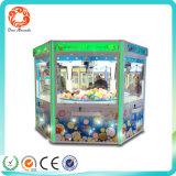 Het hoge Spel van de Klauw van het Speelgoed van de Machine van Doll van de Markt van de Arcade van de Terugkeer