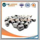 固体炭化物金属のための鋭いボタンビット
