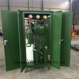 máquina de centrifugación del vacío del envase 20lpm del petróleo incluido del transformador