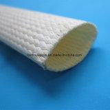 L'isolement électrique facteurs chauffés recouvert de résine acrylique gaine en fibre de verre