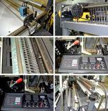 Computer-Steuerhochgeschwindigkeitsplastiktasche, die Maschine herstellt