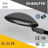 Everlite LEDの街灯ハウジング120W LEDの街灯の値段表