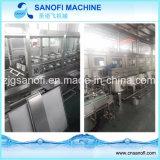 Abgefüllte Trinkwasser-füllende Produktions-Maschinerie 5 Gallonen Tafelwaßer-