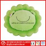 Heißer Verkaufs-Plüsch-weiches grünes Kissen-Kissen