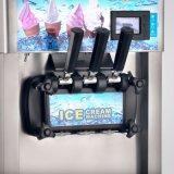 3 Becken gefrorene Getränk-Schlamm-Slushy bildenmaschine