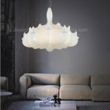 Indicatore luminoso Pendant dell'Italia di stile di Haning del dirigibile di seta creativo di illuminazione per il progetto