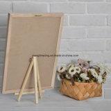 Доска письма войлока рамки бука изготовленный на заказ размера деревянная
