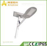Indicatore luminoso di via solare delle nuove di disegno di Alishine lampade del ODM 120W doppie con la casella dell'annuncio