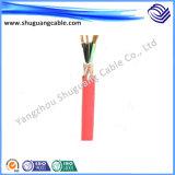 방연제 /XLPE Insulation/PVC 칼집 또는 조종 케이블