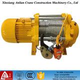 Elektrisches kabel-Hebevorrichtung der Kcd elektrische Drahtseil-Hebevorrichtung-220V
