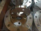 Flange de placa do aço inoxidável da Terminar-Soldadura de ASME/ASTM