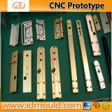 CNC die CNC van de Hoge Precisie het Aangepaste Deel van het Metaal machinaal bewerkt