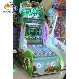 Управляемая монеткой видео- машина видеоигры для малышей
