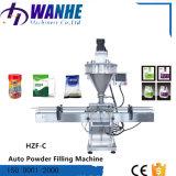 Hzf-C Pesticidem automatique de sucre en poudre de lait d'albumen Machine de remplissage