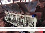 Весь стальной фидер коробки цепной плиты машины кирпича глины