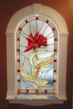 装飾的なTiffanyのステンドグラスWindowsのパネル