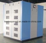 ölfreie Kompressor-Luft-Enden der Rolle-7.5HP mit 2 Luftfiltern