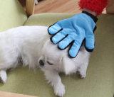 Прочного сообщение Pet ванной уход за вещевым ящиком щетка для собаки и кошки