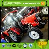 Китайский сельскохозяйственное оборудование 40HP Lutong колесных небольших фермерских трактор Lt400