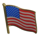 Pin nazionale del risvolto della bandierina degli Emirati Arabi Uniti del ricordo per il regalo