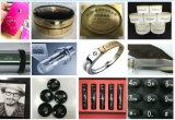 110*110mm opcional giratoria portátil 30W marcadora láser de fibra
