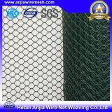 0.5mから2.0mの六角形の金網の網PVC上塗を施してある幅