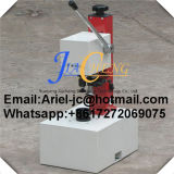 Máquina Tapadora Semi-Automatical esteroides para viales de la máquina de laboratorio