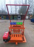 Подвижная4-45 Qmy конкретные производстве кирпича машины