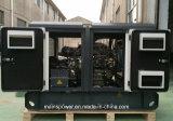 30kVAイギリスのPerkinのディーゼル発電機の極度の無声おおいの発電機