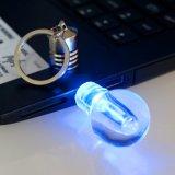 Mecanismos impulsores promocionales del flash del USB de la bombilla de la luz del USB Pendrive de la Navidad de los regalos del resplandor del USB del palillo a granel barato de la memoria