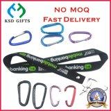 Передача тепла шнурок для обладателя ключа с держателя карабина крюк (KSD-958)