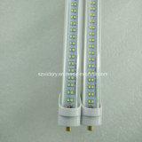 Tubo chiaro del LED T8 6500K 8FT 60W LED T8