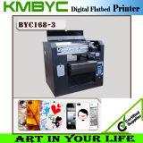 Byc168-3 8-Color A3 más la impresora plana de múltiples funciones del alimento y de la camiseta de la talla