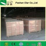 Scheda leggera del cemento della fibra di resistenza al fuoco per il soffitto
